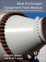 Heat Exchanger Equipment Field Manual