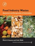 Food Industry Wastes
