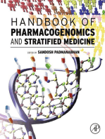 Handbook of Pharmacogenomics and Stratified Medicine