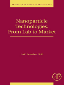 Nanoparticle Technologies: From Lab to Market