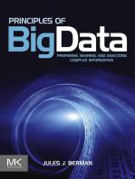 Principles of Big Data