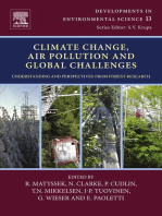 Climate Change, Air Pollution and Global Challenges