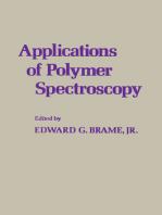 Applications of Polymer Spectroscopy