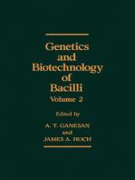 Genetics and Biotechnology of Bacilli, Volume 2
