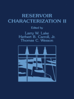 Reservoir Characterization II