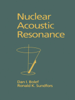 Nuclear Acoustic Resonance