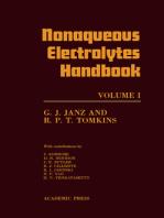 Nonaqueous Electrolytes Handbook