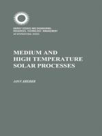 Medium and High Temperature