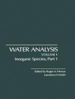 Inorganic Species, Part 1