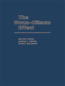 The Gunn-Hilsum Effect