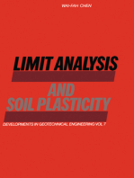 Limit Analysis and Soil Plasticity