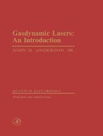 Gasdynamic Lasers