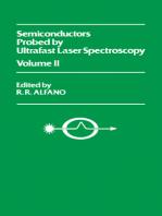 Semiconductors Probed by Ultrafast Laser Spectroscopy Pt II