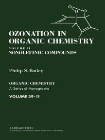 Ozonation in Organic Chemistry V2: Nonolefinic Compounds