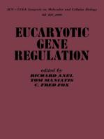 Eucaryotic Gene Regulation