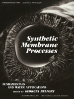 Synthetic Membrane Process