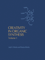 Creativity in organic synthesis