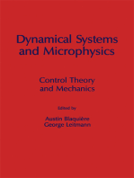 Dynamical Systems and Microphysics