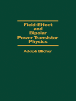 Field-Effect and Bipolar Power Transistor Physics