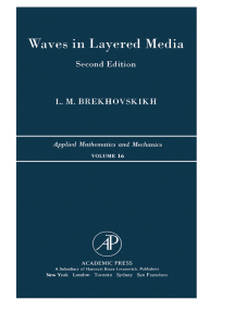 Waves in Layered Media