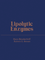 Lipolytic Enzymes