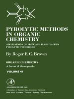 Pyrolytic Methods in Organic Chemistry