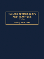 Nuclear Spectroscopy and Reactions 40-A