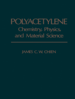 Polyacetylene: Chemistry, Physics, and Material science