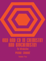 Ord and Cd in Chemistry and Biochemistry