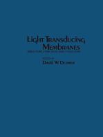 Light Transducing Membranes