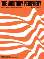 The Auditory Periphery Biophysics and Physiology