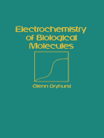 Electrochemistry of Biological Molecules