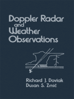 Doppler Radar and Weather Observations