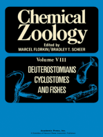 Deuterostomians, Cyclostomes, and Fishes