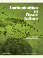Contamination in Tissue Culture