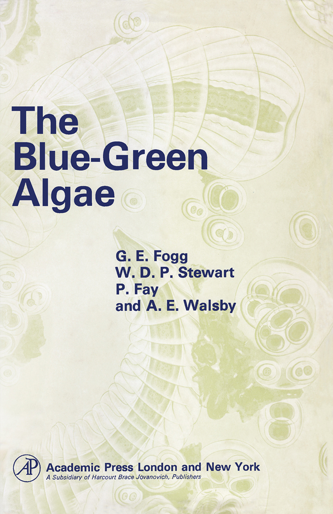 The Blue-Green Algae by G Fogg - Book - Read Online