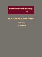 Nuclear Reactor Safety