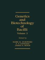 Genetics and Biotechnology of Bacilli