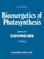 Energetics of Photosynthesis