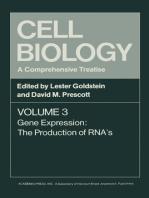 Cell Biology A Comprehensive Treatise V3