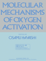 Molecular Mechanisms Of Oxygen Activation