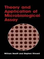 Theory and application of Microbiological Assay
