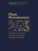 Plant Peroxisomes