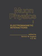 Muon Physics
