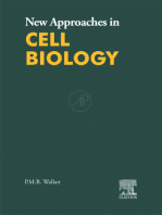 New Approaches in Cell Biology: Proceedings of a Symposium Held At Imperial College, London, July 1958