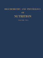 Biochemistry And Physiology of Nutrition