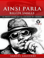 Ainsi parla Biggie Smalls - Le petit livre de la sagesse du hood