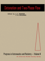Detonation and Two-Phase Flow