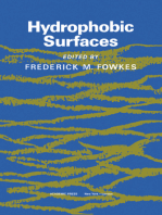 Hydrophobic Surfaces