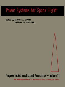 Power Systems for Space Flight